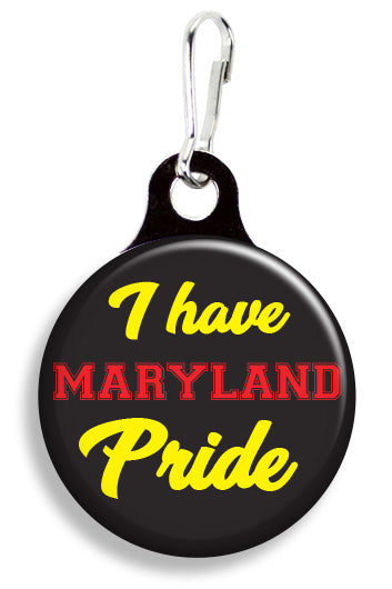 Maryland Pride - Fetch Life Pet Outfitters Dog & Cat Collar Clips