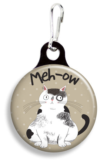 Meh Ow - Fetch Life Pet Outfitters Dog & Cat Collar Clips