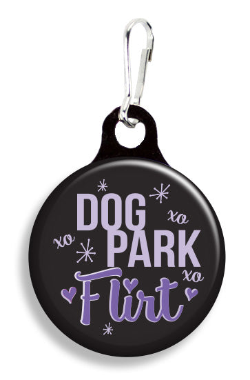 Dog Park Flirt - Fetch Life Pet Outfitters Dog & Cat Collar Clips