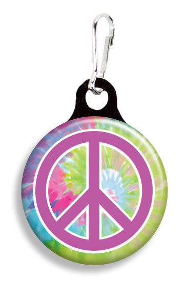 Peace - Fetch Life Pet Outfitters Dog & Cat Collar Clips