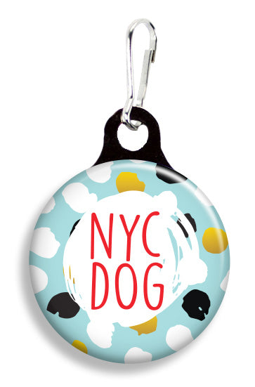 NYC Dog - Fetch Life Pet Outfitters Dog & Cat Collar Clips
