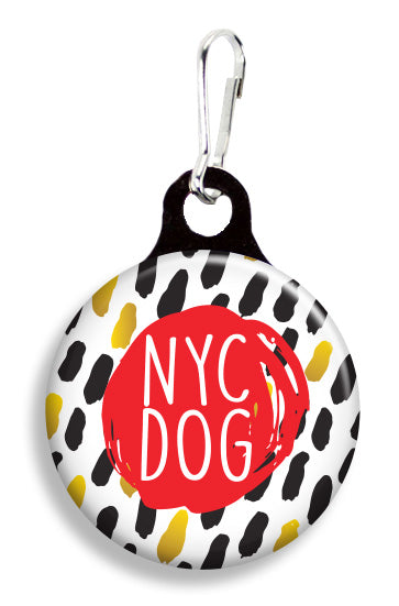 NYC Dog 2 - Fetch Life Pet Outfitters Dog & Cat Collar Clips