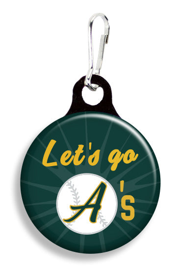 Oakland Let's Go A's