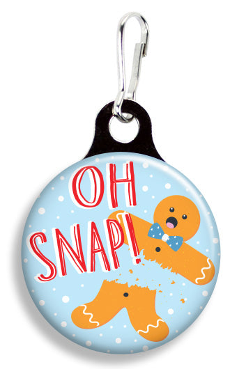 Oh Snap - Fetch Life Pet Outfitters Dog & Cat Collar Clips