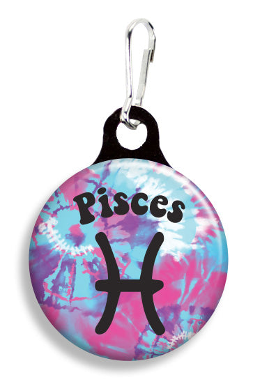 Pisces Tie Dye - Fetch Life Pet Outfitters Dog & Cat Collar Clips