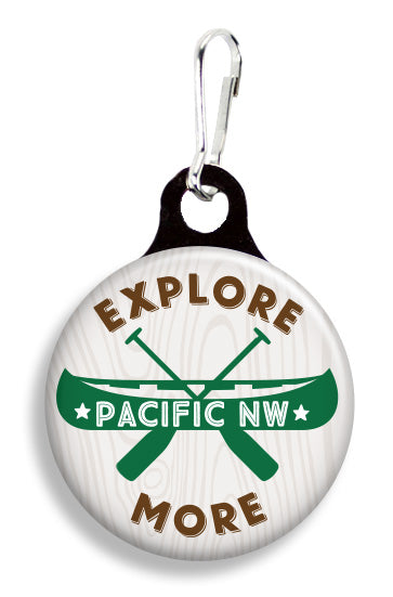 Explore More PNW - Fetch Life Pet Outfitters Dog & Cat Collar Clips