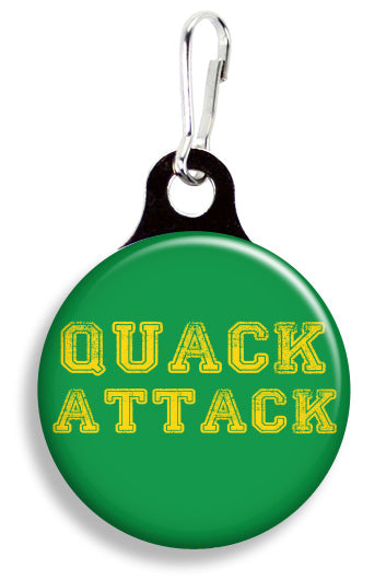 Oregon Quack Attack - Fetch Life Pet Outfitters Dog & Cat Collar Clips