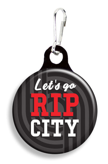Portland Rip City - Fetch Life Pet Outfitters Dog & Cat Collar Clips