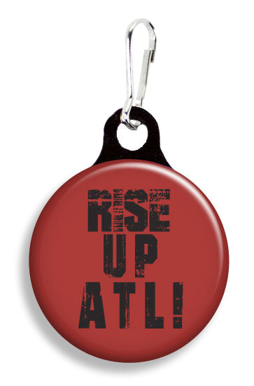 Atl Rise Up - Fetch Life Pet Outfitters Dog & Cat Collar Clips