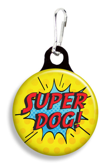 Super Dog - Fetch Life Pet Outfitters Dog & Cat Collar Clips
