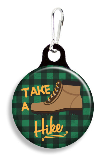 Take a Hike - Fetch Life Pet Outfitters Dog & Cat Collar Clips