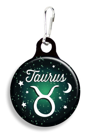 Taurus Stars - Fetch Life Pet Outfitters Dog & Cat Collar Clips