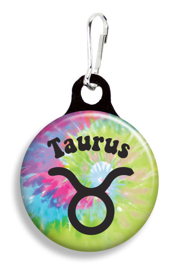 Taurus Tie Dye - Fetch Life Pet Outfitters Dog & Cat Collar Clips