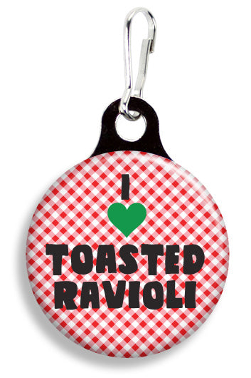 Toasted Ravioli - Fetch Life Pet Outfitters Dog & Cat Collar Clips