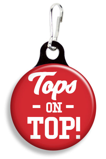 WKU Tops on Top - Fetch Life Pet Outfitters Dog & Cat Collar Clips