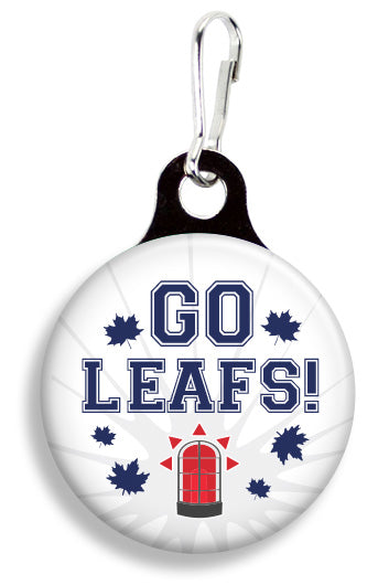 Toronto Go Leafs - Fetch Life Pet Outfitters Dog & Cat Collar Clips