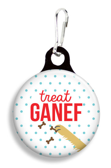 Treat Ganef - Fetch Life Pet Outfitters Dog & Cat Collar Clips
