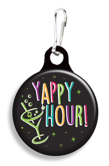 Neon Yappy Hour
