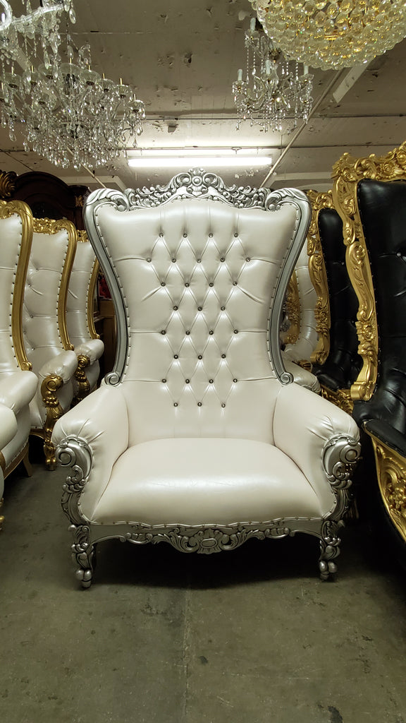 TONS OF THRONE CHAIRS CURRENTLY FOR SALE!!!!