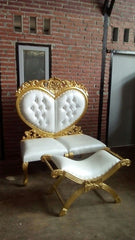 SWEATHEART THRONE CHAIR
