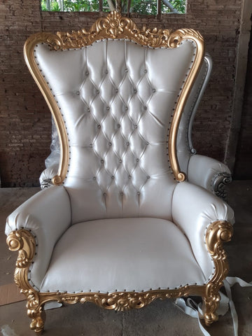 MAKHOTA THRONE CHAIR