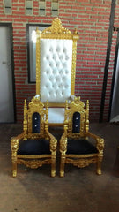 LION THRONE CHAIRS AVAILABLE