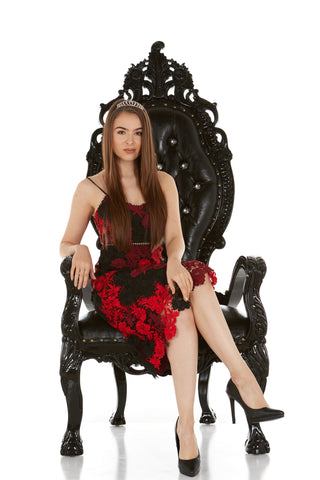 Princess Fiona Throne Chair