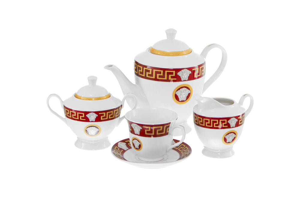"""Royal Versace"" Dinnerware Set Service For 8 - THE THRONE KINGDOM"
