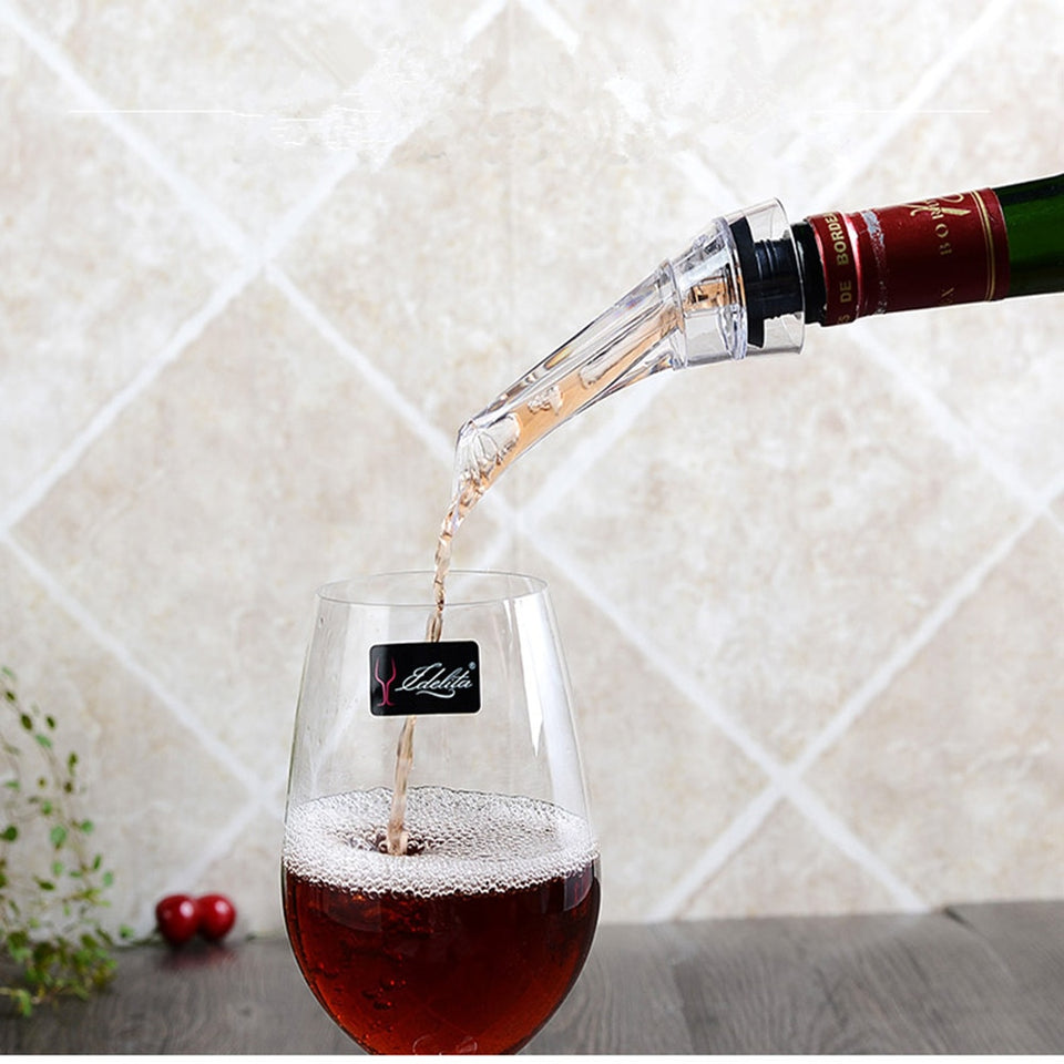 Quick Wine Aerator