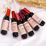 Red Wine Bottle Matte Lip Gloss