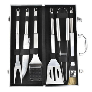 Super 6 Steel BBQ Kit