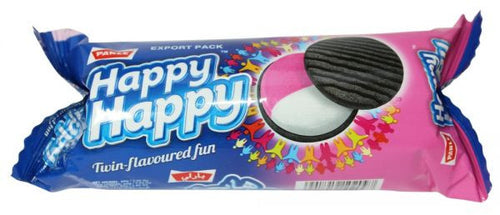 Happy Happy Strawberry and Vanilla (6 Pack)