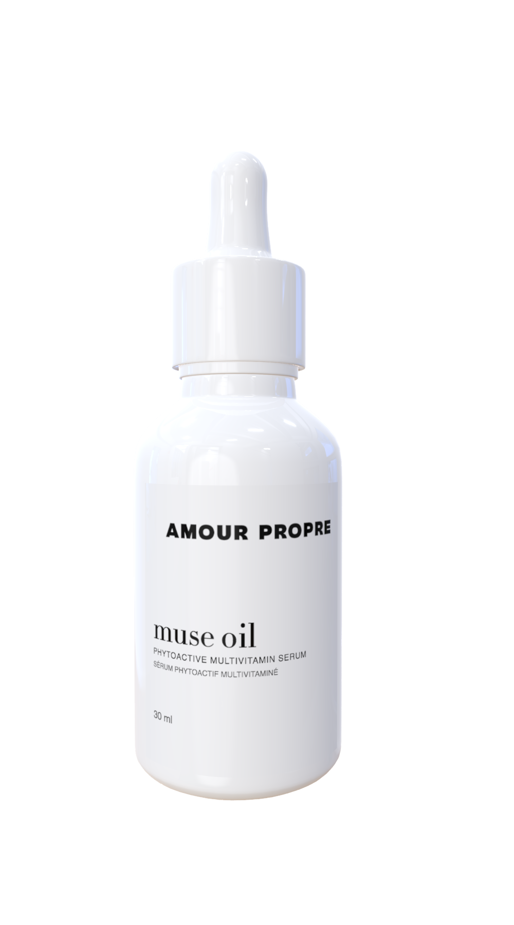 Muse Oil | Nourishing & renewing active serum | Amour Propre Beauty