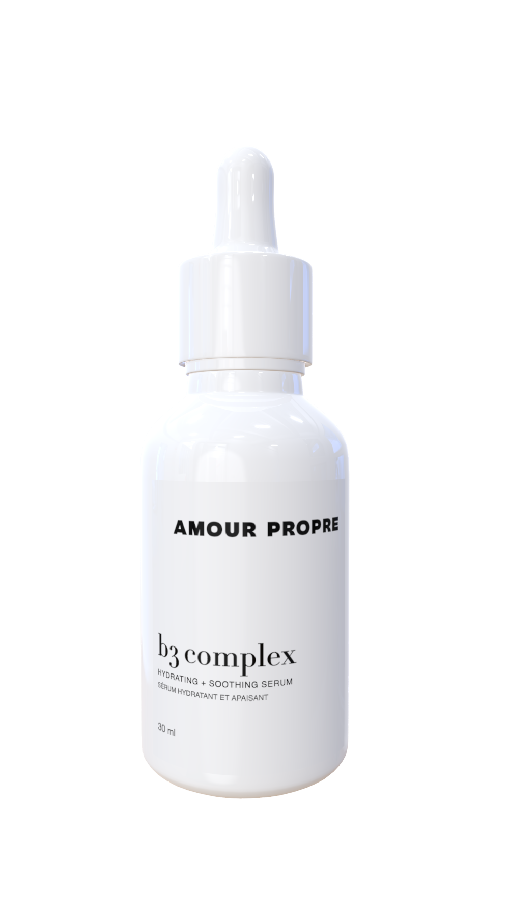 B3 COMPLEX | Hyaluronic acid & niacinamide serum formulated for all skin types | Amour Propre Beauty