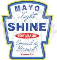 Mayo Ligth Shine - T2 Blanks 4 You