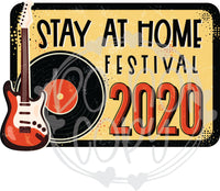 Stay At Home Festival - T2 Blanks 4 You