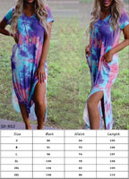 Tie Dye Dress (ORDERS CLOSE 7/4 MIDNIGHT) - T2 Blanks 4 You