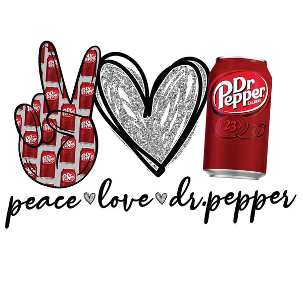 Peace Love DP - T2 Blanks 4 You