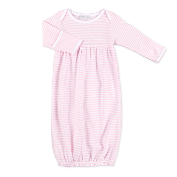 Essentials Pink Stripes Gown