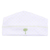 Essentials Celery Palmetto Baby Embroidered Hat