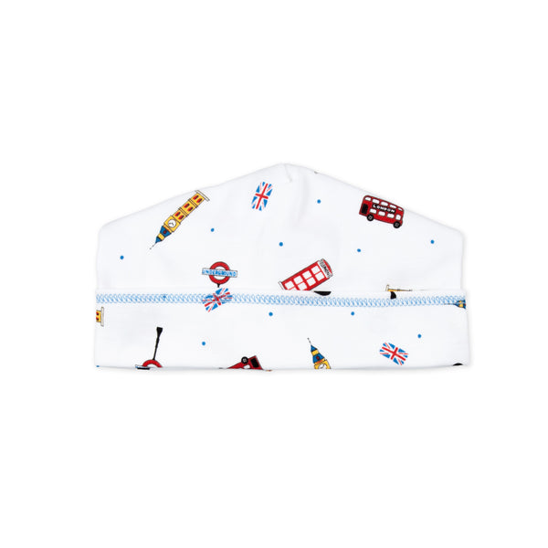 Essentials London Calling Printed Hat