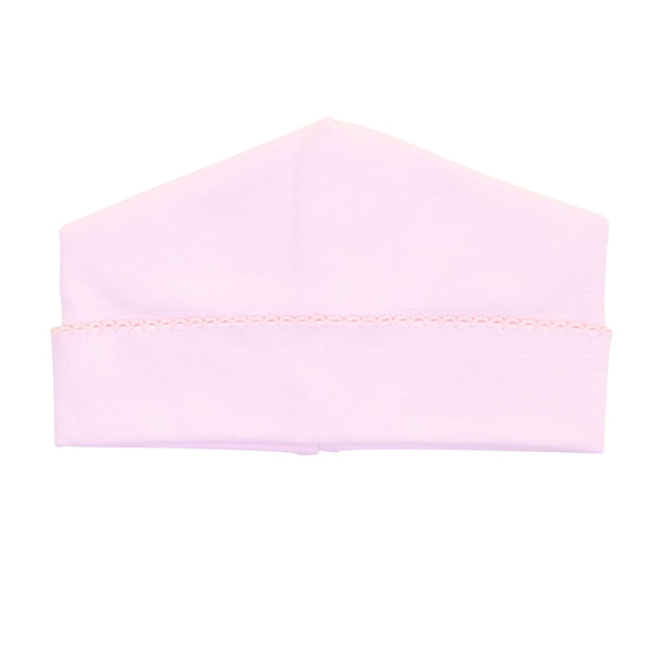 Essentials Solid Pink Hat