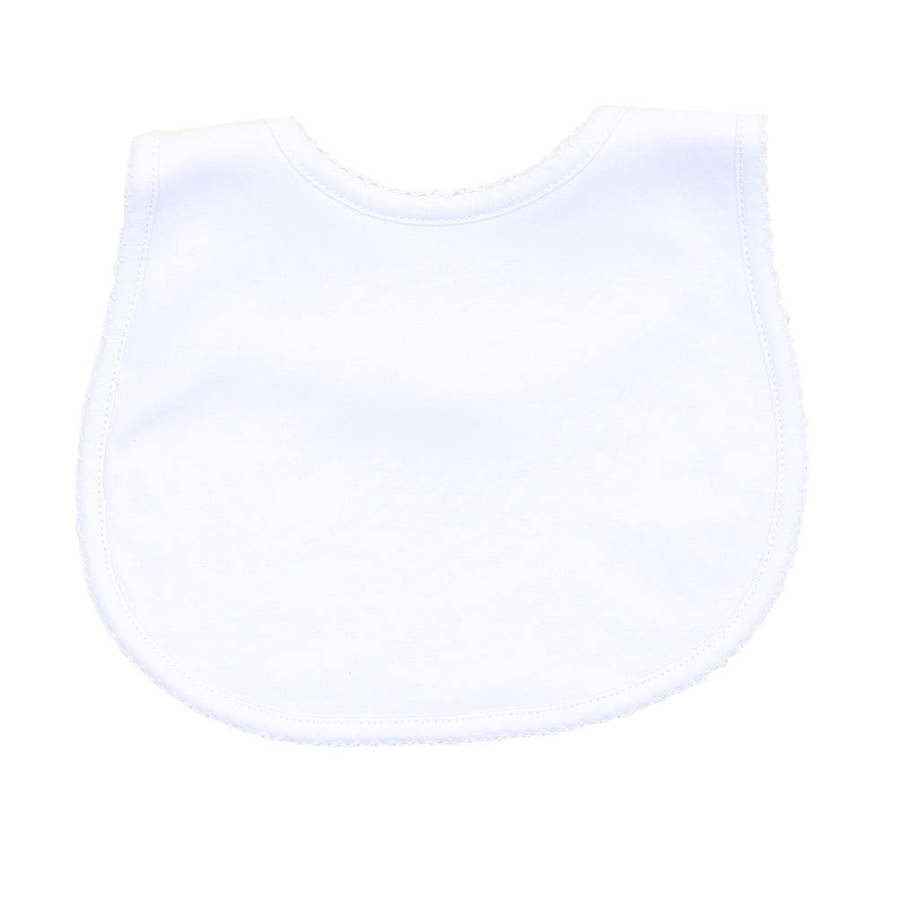 Essentials White Bib