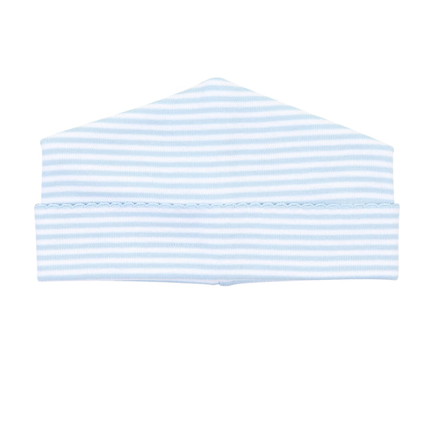 Essentials Blue Stripes Hat