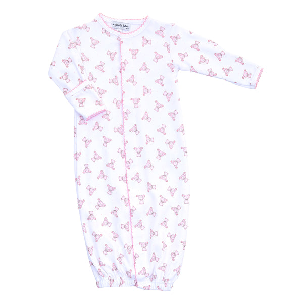 Essentials Pink Baby's Teddy Printed Converter