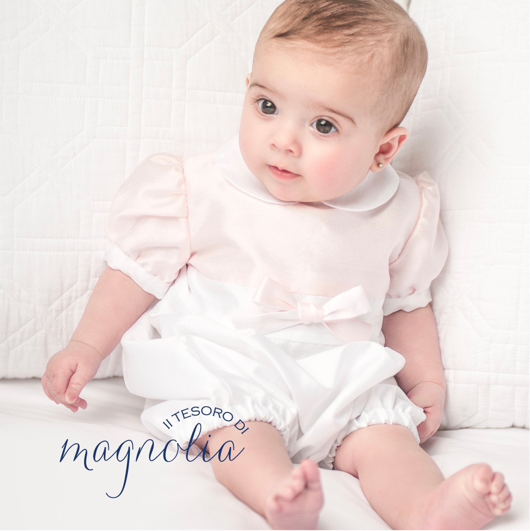Magnolia Baby Layette - Pima Cotton Baby Clothes and Pajamas