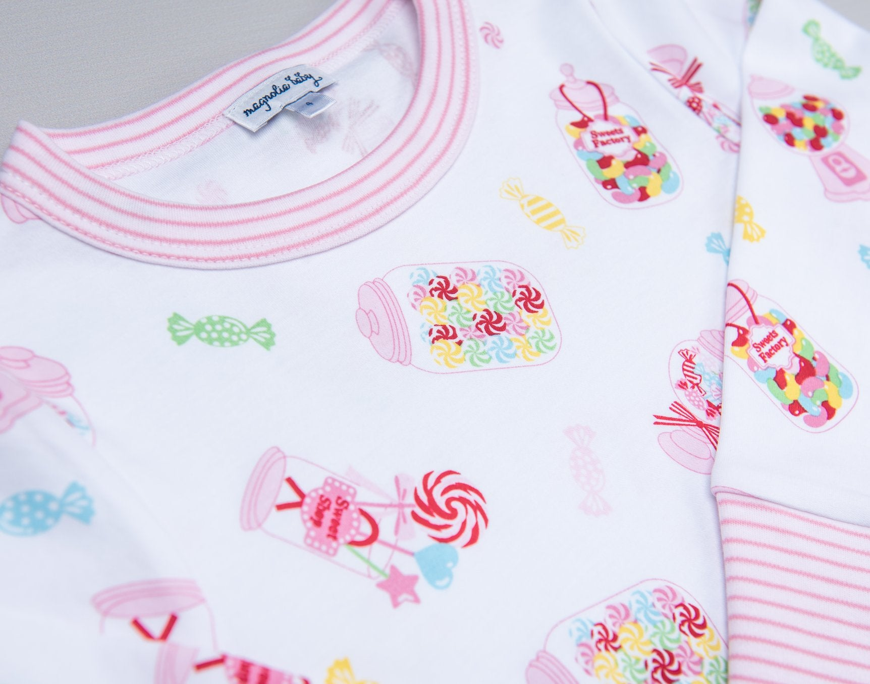 Betere Magnolia Baby Layette - Pima Cotton Baby Clothes and Pajamas ON-64
