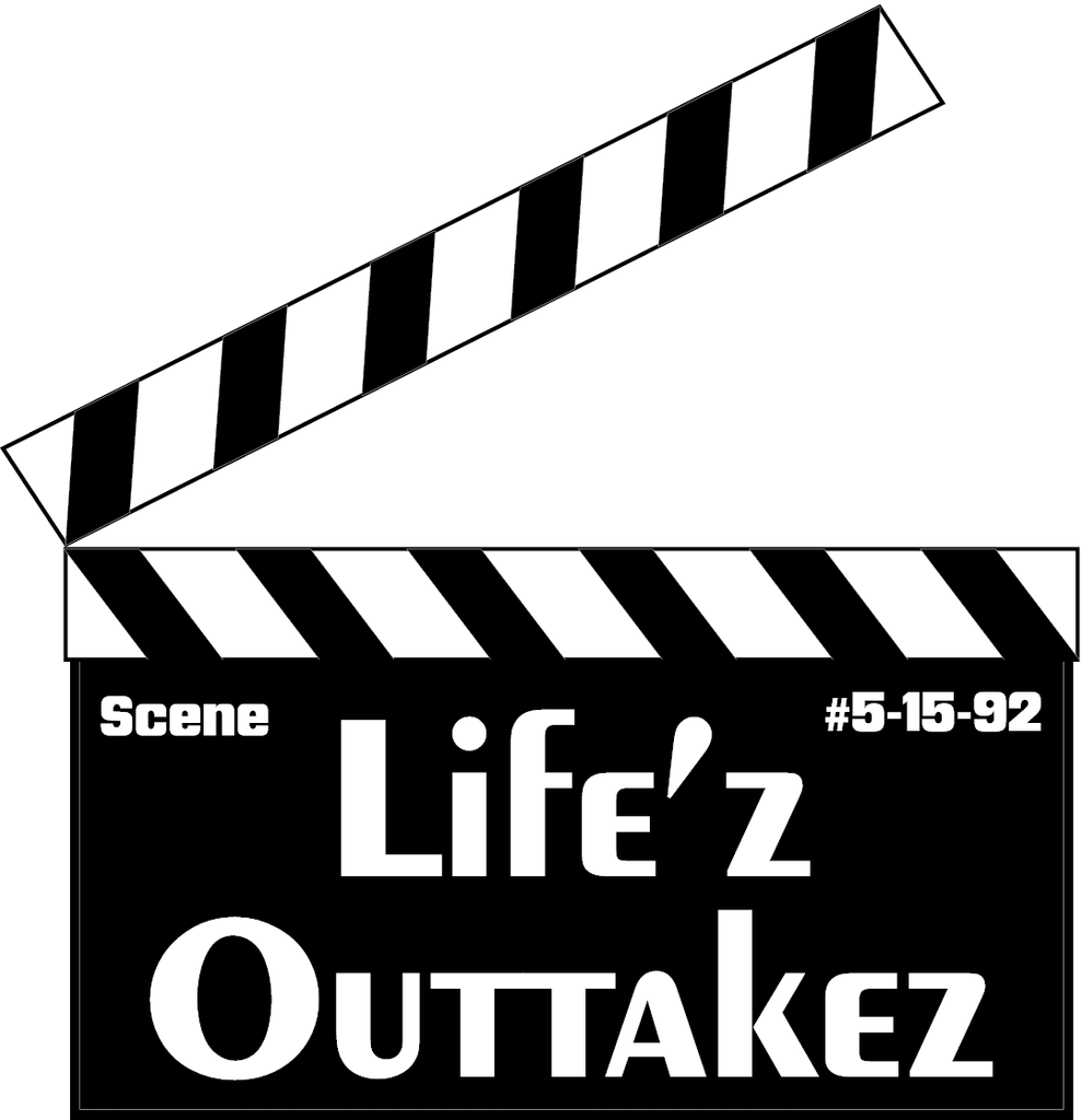 The Newest Addition To The #Outtakez Movement!