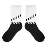 Black Outtakez Cutboard Socks