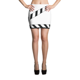 Cutboard Mini Skirt